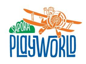 Sapora Playworld alternate plane logo » by Nathan McDonald (Rockford Park District)