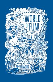 Sapora Playworld staff t-shirt design » by Nathan McDonald (Rockford Park District)
